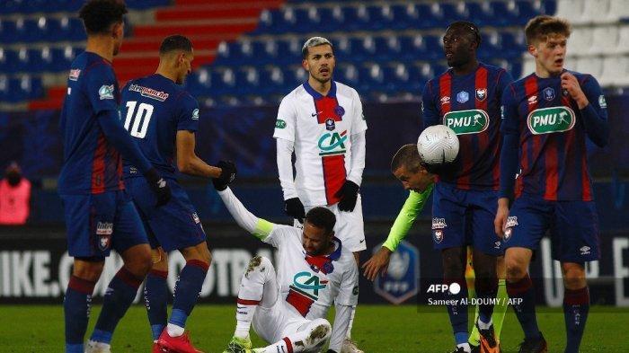 Live Streaming SCTV Barcelona vs PSG - Tanpa Neymar, Les Parisiens Diyakini Mampu Kalahkan Messi Cs