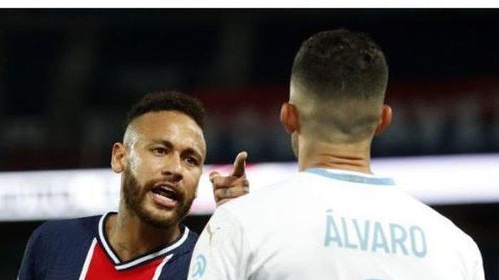 Kembali Perang Ejekan di Twitter, Alvaro Gonzalez Sebut Neymar Sebagai Sampah