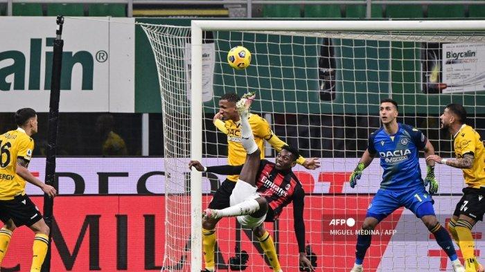 SEDANG BERLANGSUNG Live Streaming AC Milan vs Genoa Liga Italia, Ini Susunan Pemainnya