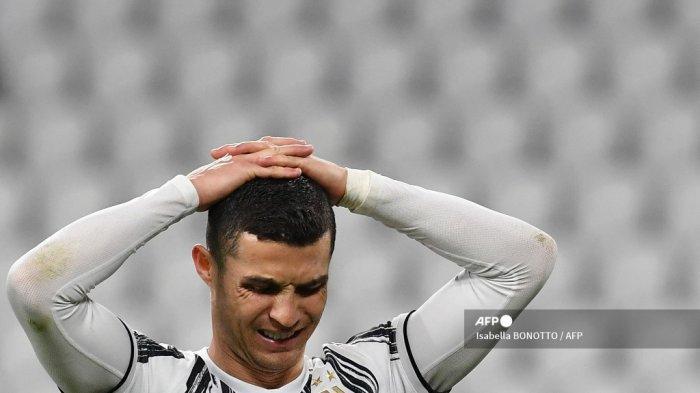 SEDANG BERLANGSUNG Live Streaming Juventus vs Lazio Liga Italia: Ronaldo Cadangan, Morata Starter