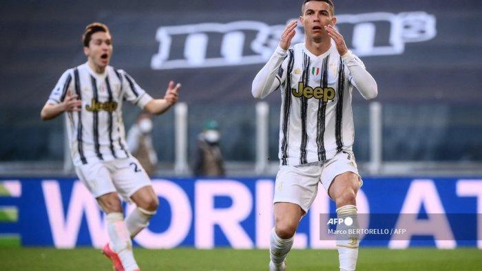 LIVE Streaming TV Online Sassuolo vs Juventus Liga Italia Malam Ini Pukul 01.45 WIB