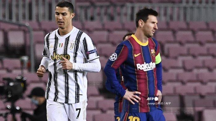 Haaland dan Mbappe Tampil Mengkilap di 16 Besar Liga Champions, Era Ronaldo-Messi Sudah Habis?
