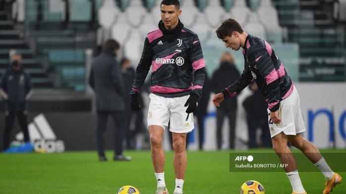 SEDANG Tayang Juventus vs Inter Coppa Italia, Ini Link Live Streaming TVRI!