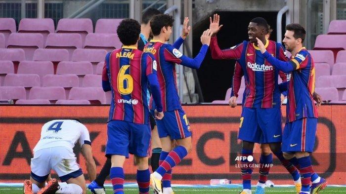 LINK Streaming TV Online Ferencvaros vs Barcelona Liga Champions