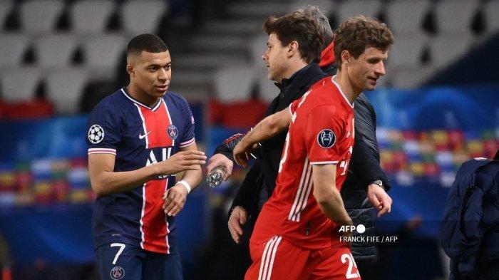 HASIL Liga Champions - Napas Bayern Munchen Terhenti, Muller: Sudah Mandi Darah Tapi Tak Sempurna