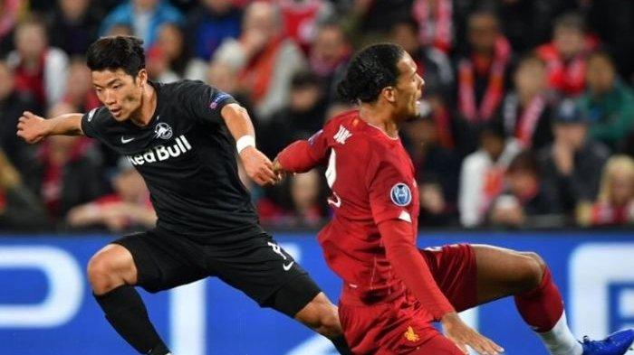 Tolak Liverpool, Calon Penerus Timo Werner Pilih Red Bull Salzburg