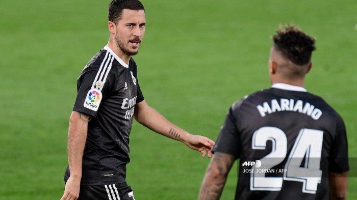 Jalan Terjal Eden Hazard Pulihkan Cedera, Real Madrid & Timnas Belgia Turun Tangan