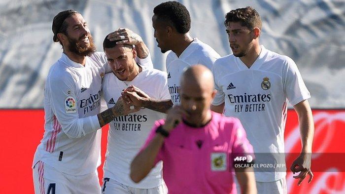 Real Madrid Tanpa Eden Hazard Saat Hadapi Liverpool, The Reds Siap Pasang Empat Striker