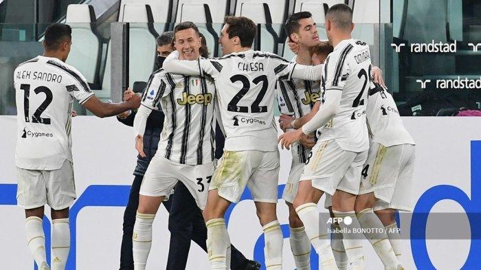 JADWAL Siaran Langsung Liga Italia di RCTI, Live Streaming Gratis Juventus  vs Lazio di Sini