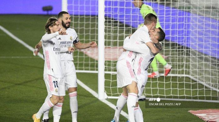JADWAL Live Streaming Liga Spanyol, Celta Vigo vs Real Madrid, Saksikan di Bein Sports 1