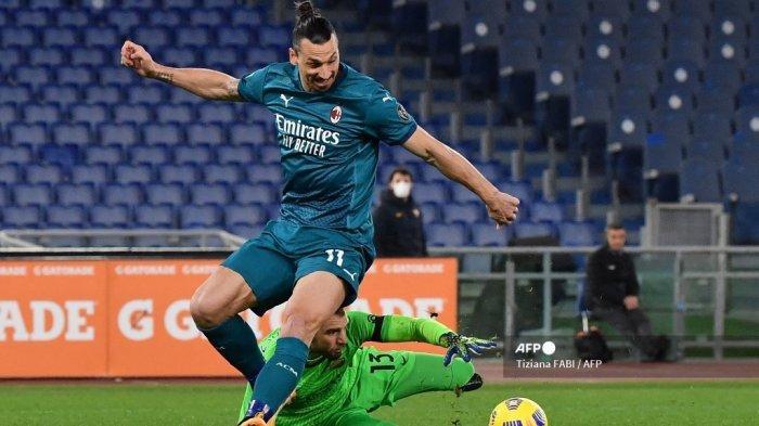Badai Belum Berakhir, AC Milan Terancam Lakukan Langkah Mubazir soal Kontrak Baru Ibrahimovic