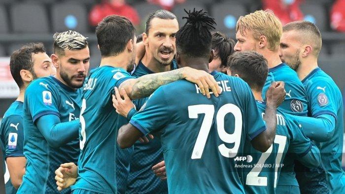 Soal Gelar Liga Italia, AC Milan Lebih Mayakinkan Ketimbang Juventus, Dominasi Bianconeri Luntur?