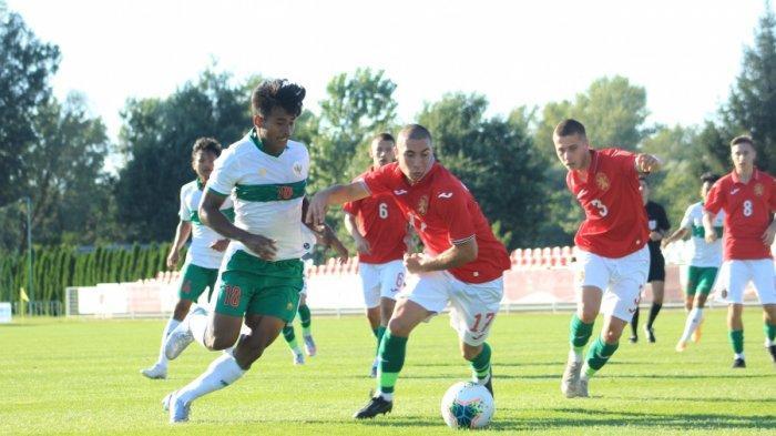Timnas Indonesia U19 vs Kroasia, Penyerang Garuda Muda Ungkap Pesan Penting Shin Tae-yong