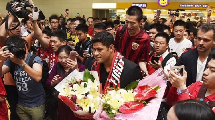 Empat dari 10 Pesepak Bola Bergaji Termahal Dunia ada di Tiongkok