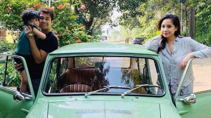 Raffi Ahmad Belikan Kado Mobil untuk Rafathar