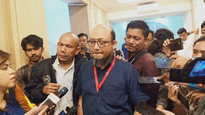Jalani Pemeriksaan Selama 8 Jam di Polda Metro Jaya, Novel Baswedan Dicecar 36 Pertanyaan