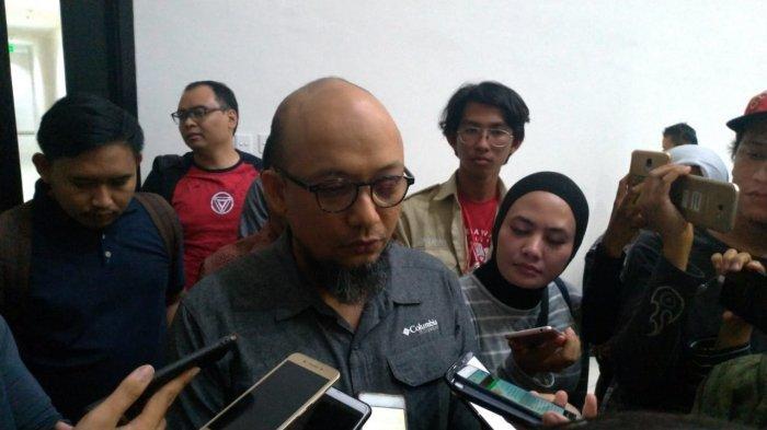 Jawab Tudingan Rekayasa, Novel Baswedan: Omongan Dewi Tanjung Nggak Penting
