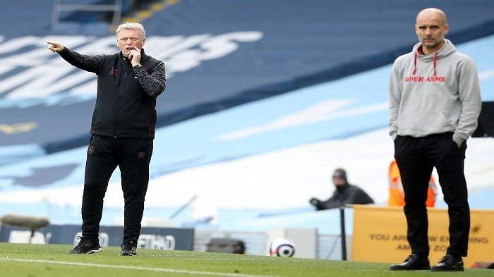 HASIL Liga Inggris, Manchester City Lupa Cara Kalah, Pep Guardiola Ukir Rekor Sensasional