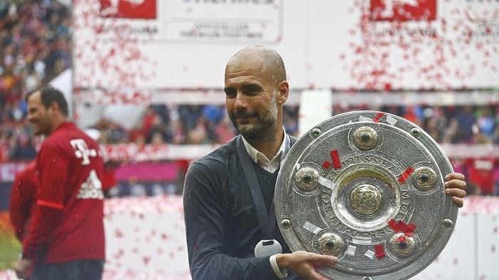 Pep Guardiola Dianggap Jadi Inspirasi Para Pelatih Muda di Liga Jerman