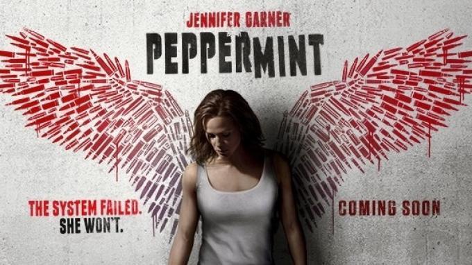 Sinopsis Film Peppermint: Aksi Balas Dendam Seorang Ibu Atas Kematian Anaknya