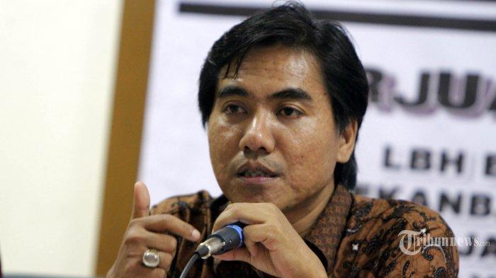Tim Advokasi Banjir DKI Jakarta 2020, Alvon Kurnia Palma