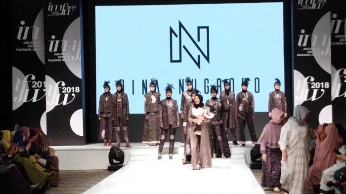 Pertemuan Klasik dan Modern Tertuang Dalam Konsep Busana Kerja Muslimah Karya Nina Nugroho