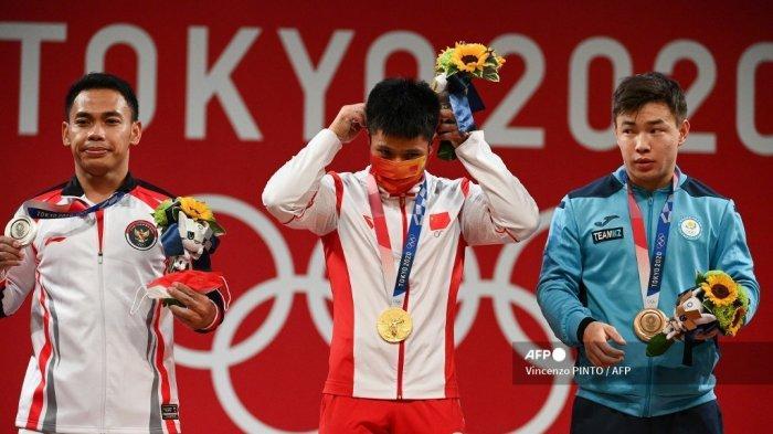 Update Perolehan Medali Olimpiade Tokyo 2021: China & Jepang Saling Kejar, Indonesia Urutan 19