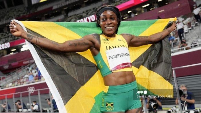 Update Perolehan Medali Olimpiade 2021- Ratu Lari Jamaika Pertahankan Gelar, Indonesia Turun 3 Angka