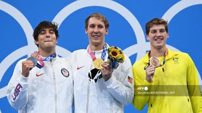 Update Perolehan Medali Olimpiade 2021 Hari Kedua: AS Raih Emas Perdana, Indonesia Punya Kans