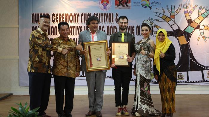 Peraih Oscar Masuk Nominasi Festival APIFA di Jakarta