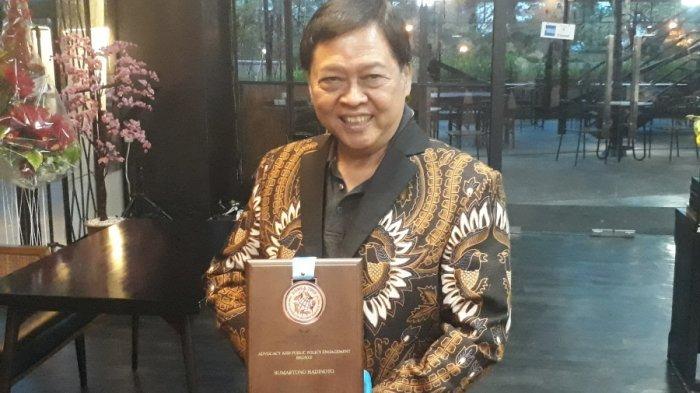Sumartono Hadinoto, Pria Asal Solo Peraih Penghargaan Perdamaian Lintas Agama dari PBB