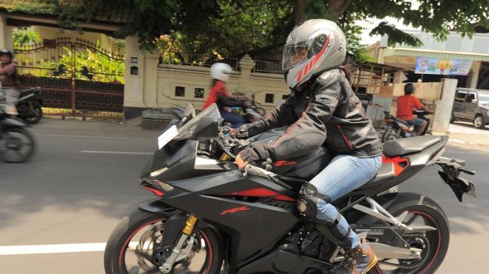Ini Rahasia Buka Speed Limit Honda CBR250RR sampai Melesat 190 Km/Jam