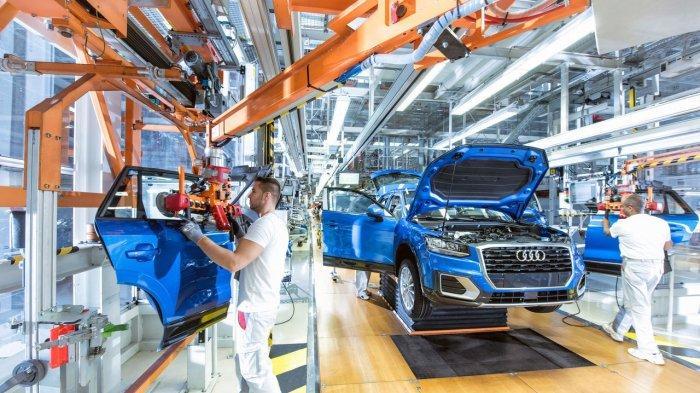 Audi Tunda Pembangunan Pabrik di Indonesia