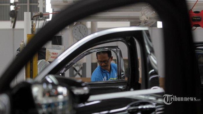 Menteri Airlangga: Insentif PPnBM untuk Genjot PDB dari Sektor Industri Manufaktur
