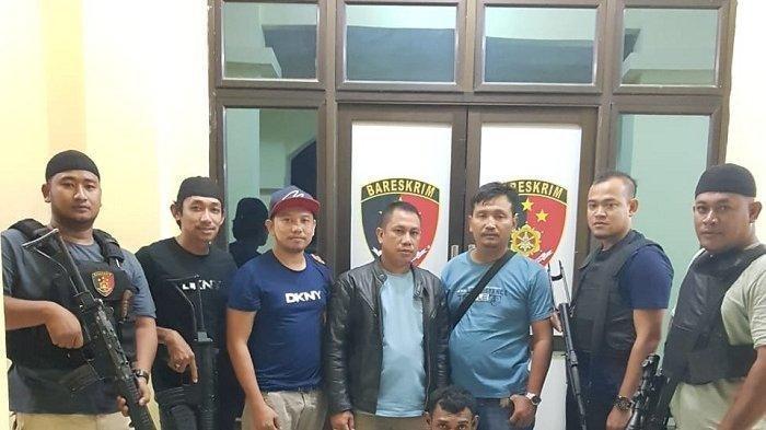 Satu dari 4 Perampok Kantor Perkebunan Kelapa Sawit di Aceh Tamiang Ditangkap