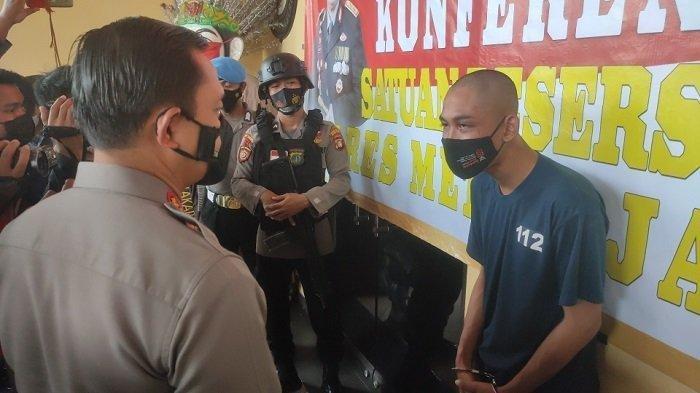 Kronologi Penangkapan JP, Pria yang Tembak Pelajar di Tamansari