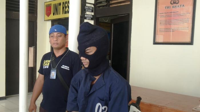 Baru Beberapa Bulan di Lampung, Pria Asal Jambi Ini Lakukan Perampokan dan Penikaman