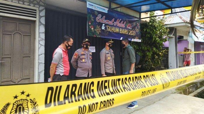Detik-detik Perampokan Bank di Wonosobo, Pria Berbaju Loreng Tiba-tiba Masuk Lalu Todongkan Pistol