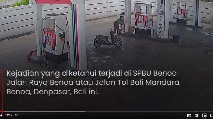 Cerita Indrayani, Pegawai SPBU Korban Perampokan: 'Saat Dia Menodongkan Pistol Kami Langsung Lari'