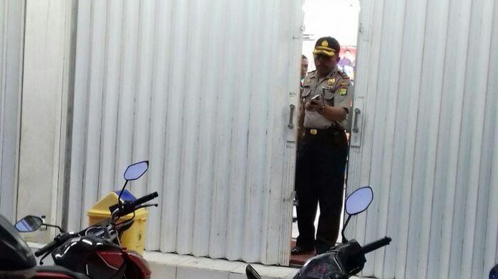 Rampok Lepaskan Tembakan dan Bacok Petugas Minimarket, Duit Rp 60 Juta Dibawa Kabur