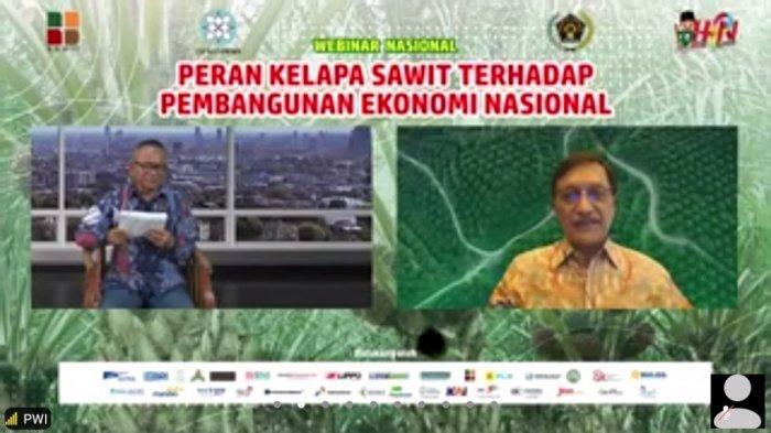 Industri Kelapa Sawit Berkontribusi Untuk Mengentaskan Kemiskinan kata Airlangga Hartarto
