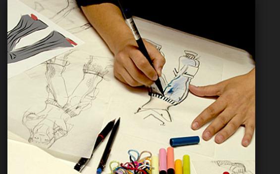 Masa Depan Cerah Dengan Merintis Jadi Desainer Ini Caranya Tribunnews Com Mobile