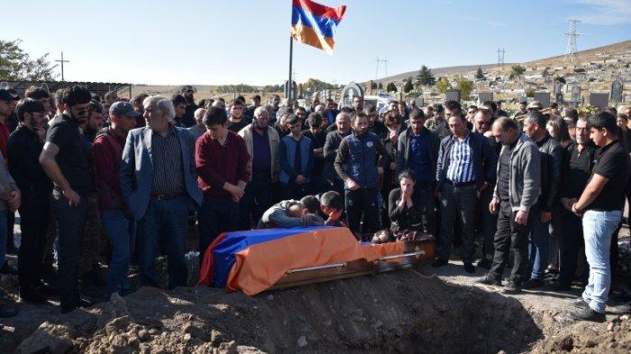 Lebih dari 1.000 orang telah dilaporkan tewas dalam konflik Armenia vs Azerbaijan di Nagarno-Karabakh.