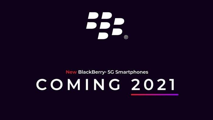 Blackberry Siap Ramaikan Pasar Ponsel Android, Lengkap dengan Keyboard Fisik