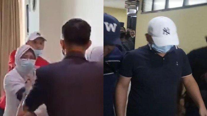 Sosok JT, Pria yang Aniaya Perawat RS di Palembang, Kini Minta Maaf, Dipastikan Bukan Polisi