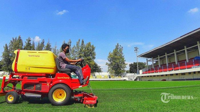 PSIS Semarang Terus Genjot Stadion Citarum untuk Homebase Liga 1 2020