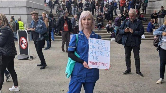 Seorang Perawat Dipecat karena Anggap Covid-19 Hanya Hoax: Saya Tak Melihat Ada Bukti Virus Corona