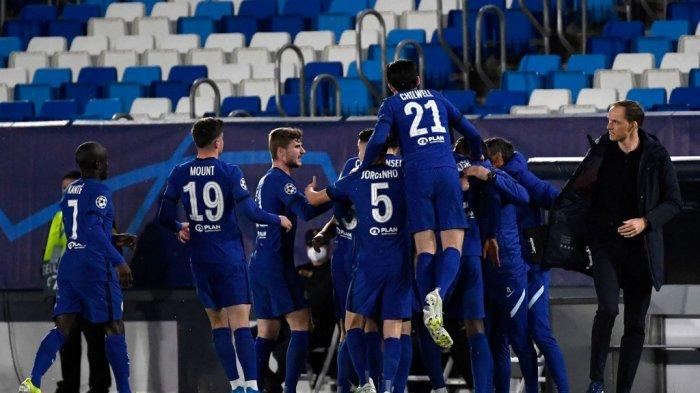 Liga Champions Malam Ini: Chelsea vs Real Madrid, Kesempatan The Blues Ciptakan Final All England
