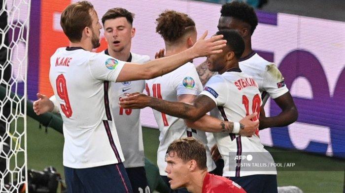5 Fakta Menarik dari Laga Inggris vs Denmark, England Akhirnya ke Final  Euro untuk Kali Pertama - Tribunnews.com Mobile
