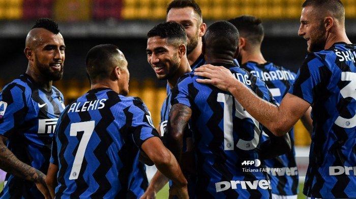 Move On dari Benevento, Inter Milan Bidik Lazio sebagai 'Korban' Selanjutnya
